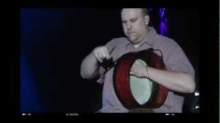 CARA Irish Folk Music and Rolf Wagels Bodhran Solo - Concert Bad Homburg 1.3.2012   HD