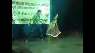 Tamil song mambalam dance performance by Sibisha n Abhishek