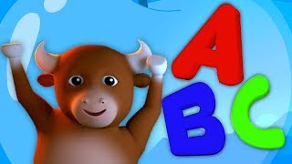 ABC Lied | lernen Alphabete | Bildungs Video | Lernen Lied | Baby songs | ABC Song in German