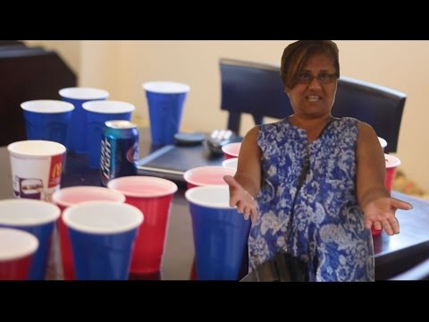Fake House Party Prank on Mom!! |