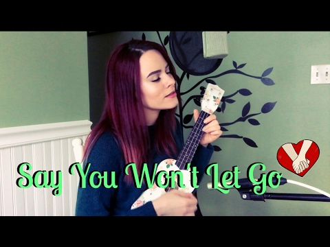 Say You Won't Let Go - James Arthur (Kelaska Ukulele Cover)