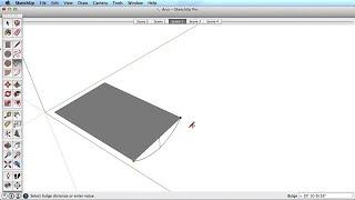 SketchUp Training Series: Arc Tool