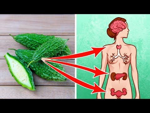 6 Amazing Things Bitter Gourd Can Do To Your Body