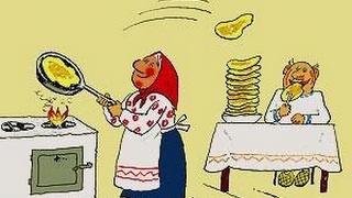 Бабушка испеки оладушки
