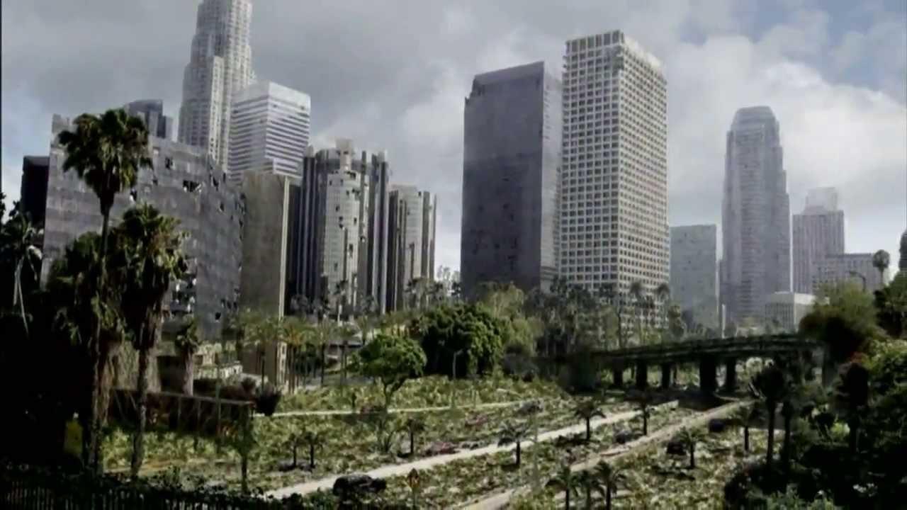 «Земля: Жизнь Без Людей» / 2008