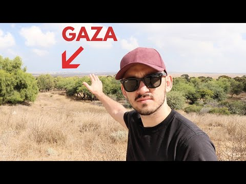 What's Happening At The Israel-Gaza Border