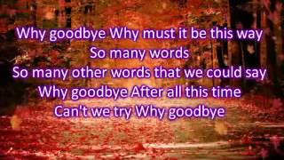 Watch Christian Wunderlich Why Goodbye video