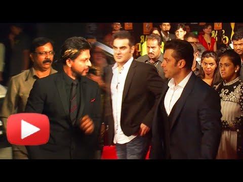 Shahrukh Khan Ignores To Wish Salman Khan For Jai Ho - MUST WATCH