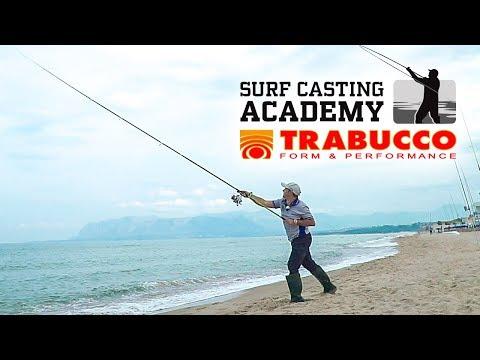 Trabucco TV – Surfcasting Academy 2018 Puntata 12 – Orate a distanza