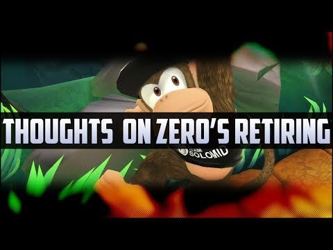 Armada's thoughts on Zero's retiring