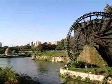 Hama - waterwheels
