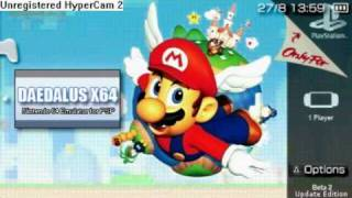 How To Install DaedalusX64 (N64 Emulator) on PSP Fat/Slim! [+Sites!] THE NEWEST ONE!