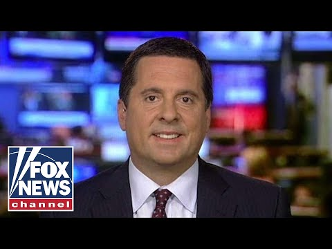 Nunes on the importance of exposing real origins of Russia probe