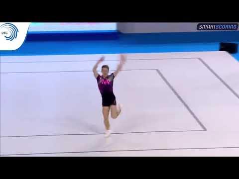 REPLAY: 2017 Aerobics Europeans - Junior FINAL Individual Men, plus medal ceremony