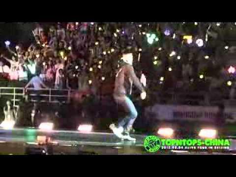 20120804 Bigbang Alive Tour in Beijing Fantastic Baby