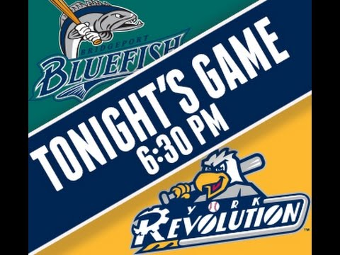 5/4/16 York Revolution Vs Bridgeport Bluefish Game 2