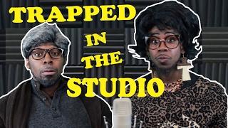Trapped in the Studio ( Bruce | Daniel )