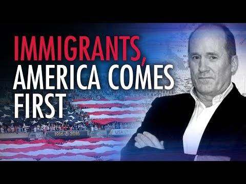 Advice for Immigrants: America comes first
