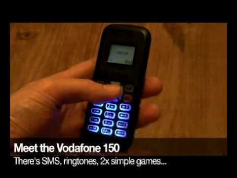 Vodafone 150 reviewed by Fonehome