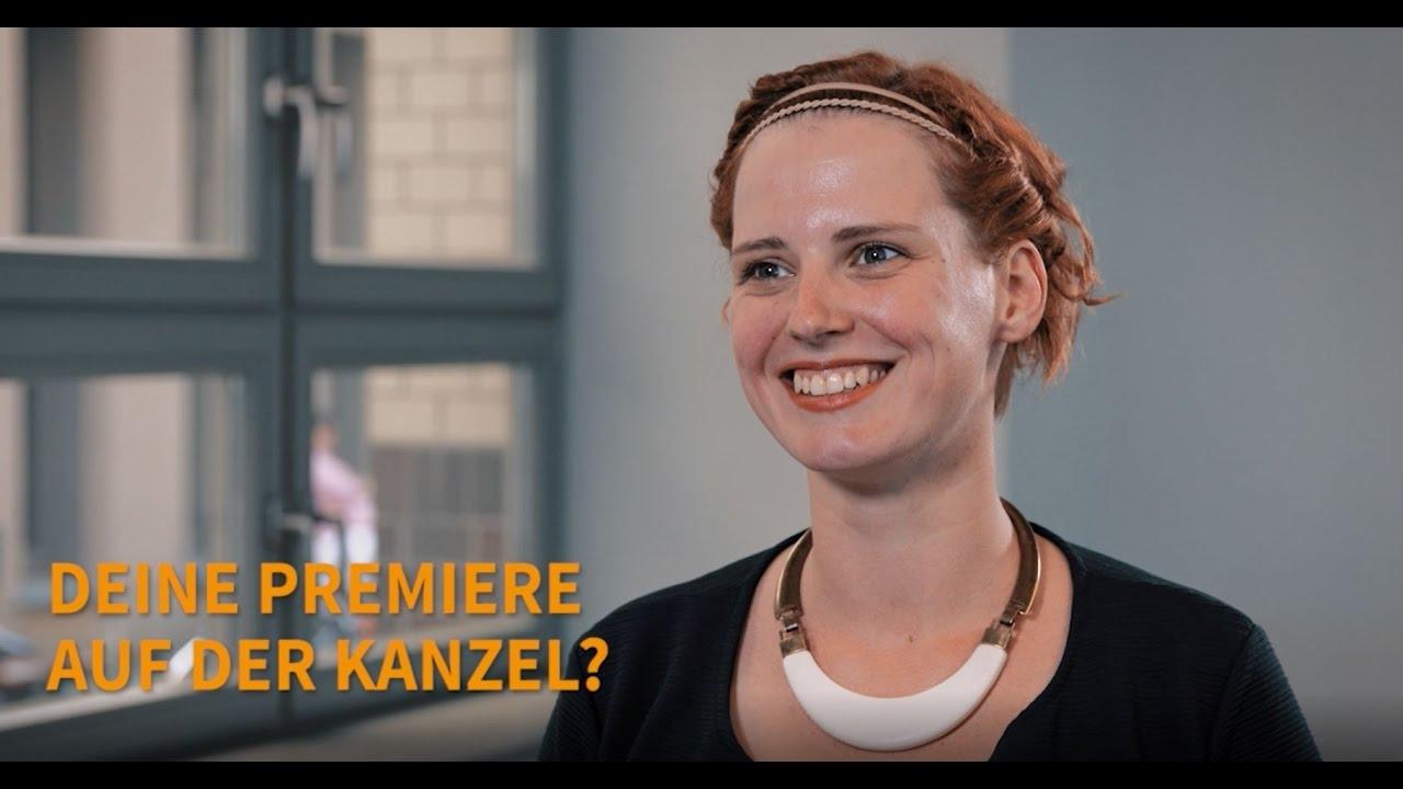 """Mein Job - Dein Klischee """"Deine Premiere auf der Kanzel?"""""""