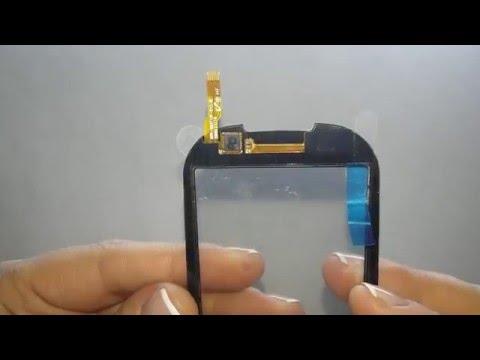 Сенсорный экран для Samsung s5650 - M5650