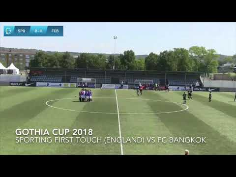Highlight Sporting First touch vs FC Bangkok