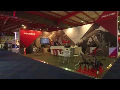 Jachris Exhibition    Electra Mining   2016