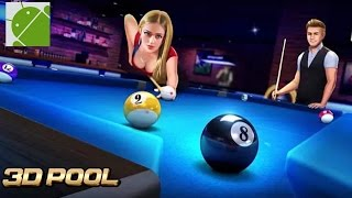 3D Pool Ball (by CanadaDroid) - Android Gameplay HD