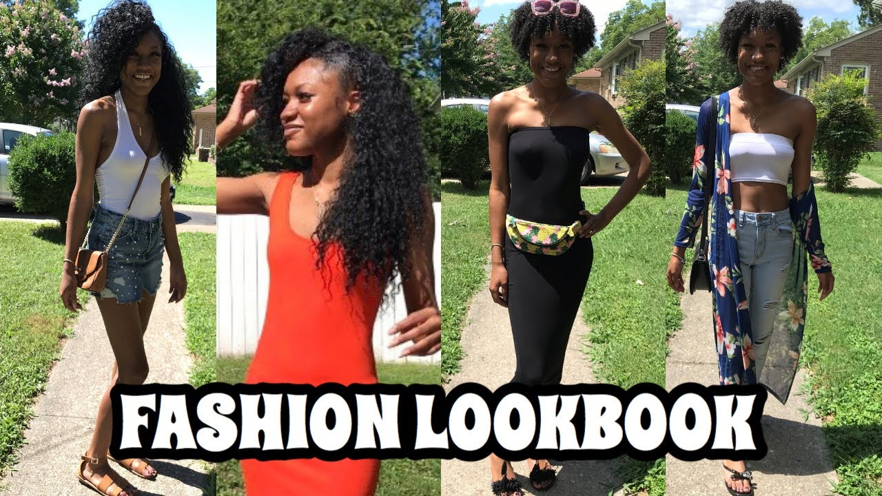 [VIDEO] - SUMMER LOOKBOOK 2018 | Cute & Casual Outfit Ideas 7