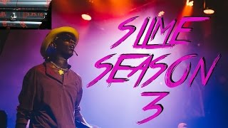 Young Thug Announces Slime Season 3 Release date with a Casket in the Middle of SXSW!