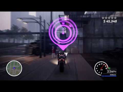 "Road Rage Ep. 3 ""Downtown Bound!!!"" Motorcycle Racing Combat Game PC Gameplay"
