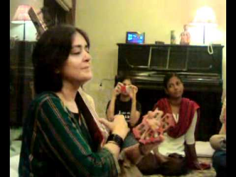 SHABNAM VIRMANI SINGS  A  KABIR JEWEL