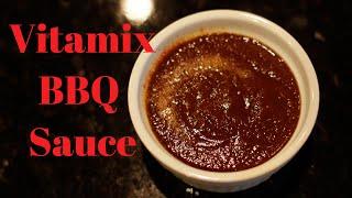 Cherry Chipotle Vitamix BBQ Sauce Recipe