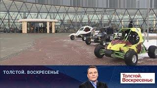 Глава Международной автофедерации посетил строящийся комплекс «Игора Драйв» под Санкт-Петербургом.