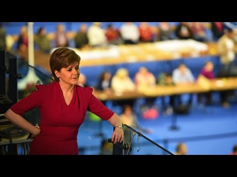 SNP: How Nicola Sturgeon walked away with the election