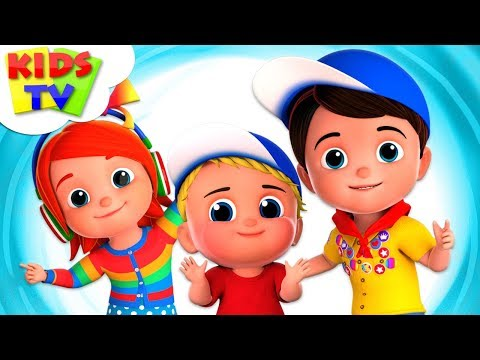 Most Popular Nursery Rhymes Collection & Kids Songs - Junior Squad | Kids TV