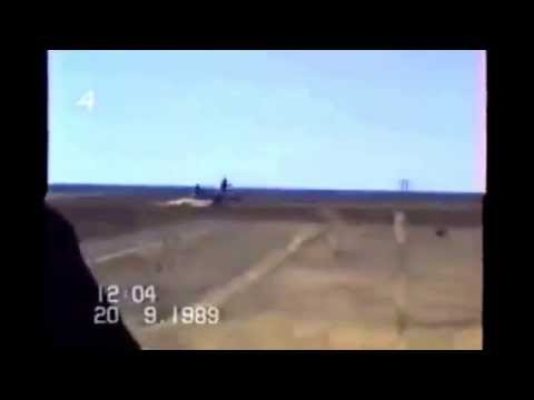 Lockheed Electra Plane Crash - 1989