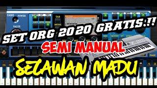 SET ORG GRATIS !! SEMI MANUAL SECAWAN MADU