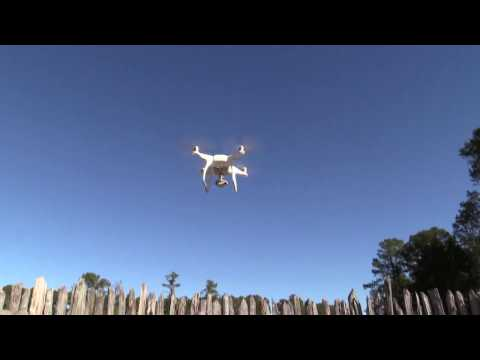 Drones and Archaeology
