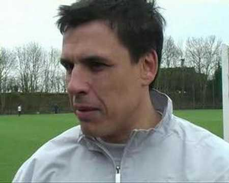 Chris Coleman interview before Leicester