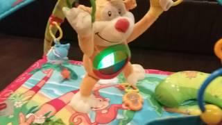видео Выбираем на сайте детские игрушки и развивающие коврики Tiny love