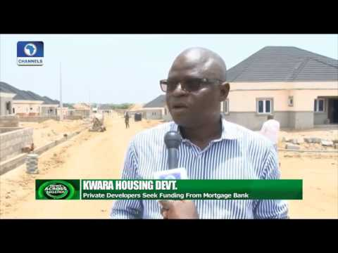 Kwara House Devt.: Private Developers Seek Funding From Mortgage Bank