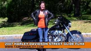 Used 2007 Harley Davidson Street Glide Motorcycles for sale in Huntsville AL