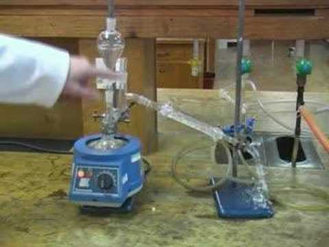 Steam distillation clove oil