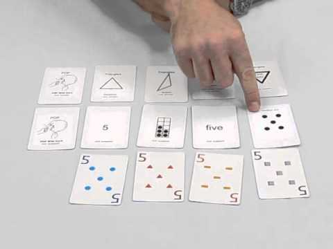 Paul Swan Card Games: POP 2: Number