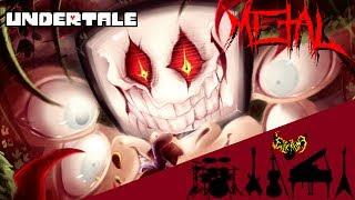 Undertale - Finale 【Intense Symphonic Metal Cover】
