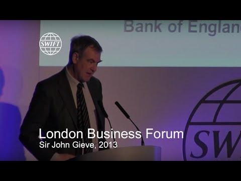 London Business Forum 2013, Sir John Gieve
