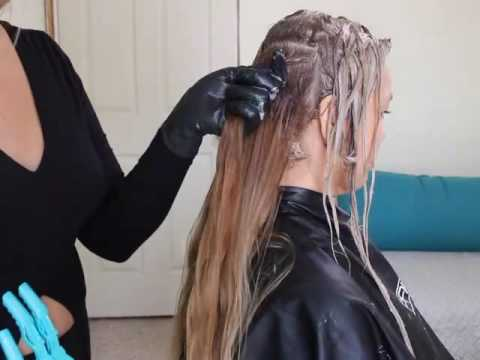 High Lift Ash Blonde Ion Color Brilliance Youtube