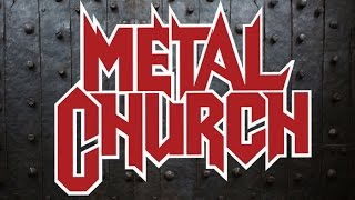 METAL CHURCH - ALBUM UPDATE & AUDIO TEASER