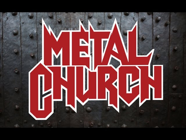 METAL CHURCH - NEW 2015 ALBUM UPDATE & AUDIO TEASER